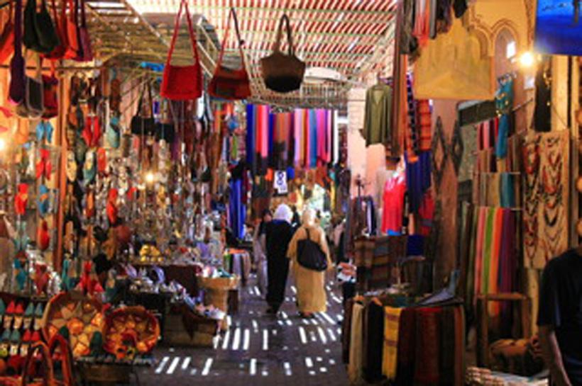 Et Marrakech devint une perle touristique
