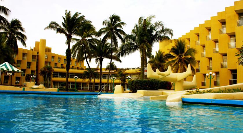 Délices d'une carpe au Heden  Golf Hôtel Abidjan