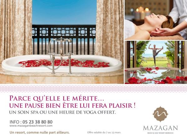 Mazagan, l'hôtel marocain le plus glamour célèbre la semaine de la femme